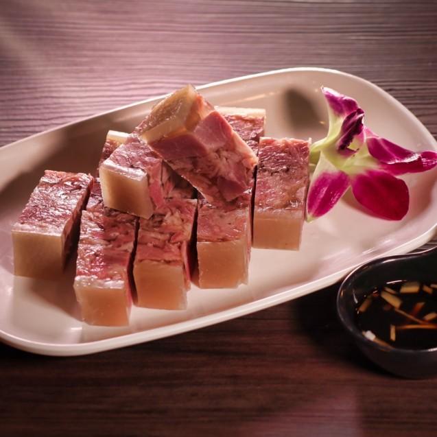 Ham in aspic, Yangzhou style